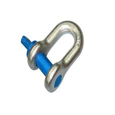 Blue Pin Hi-Load Dee Shackle