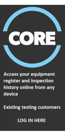 Core Inspection