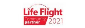 Life Flight Banner