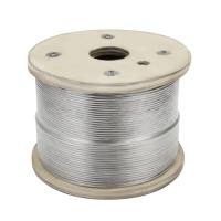 Stainless Steel Wire Rope - 1x19 - AISI316