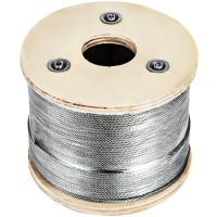 Stainless Steel Wire Rope - 7x7 - AISI316