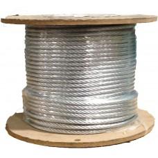 Galvanised Wire Rope - 6x36 - Lifting & Winching
